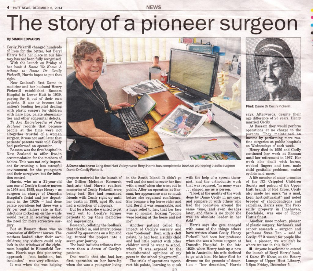 Hutt News Article