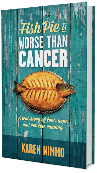 Fish Pie is Worse than Cancer