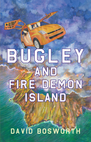 Bugley & Fire Demon Island