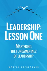 Leadership Lesson One Mastering the Fundamentals of Leadership