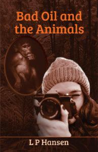 Bad Oil and the Animals LP Hansen