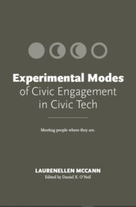 Experimental Modes of Civic Tech