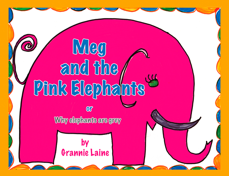 Meg and The Pink Elephants
