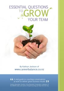 Essential questions to grow your team - jackson