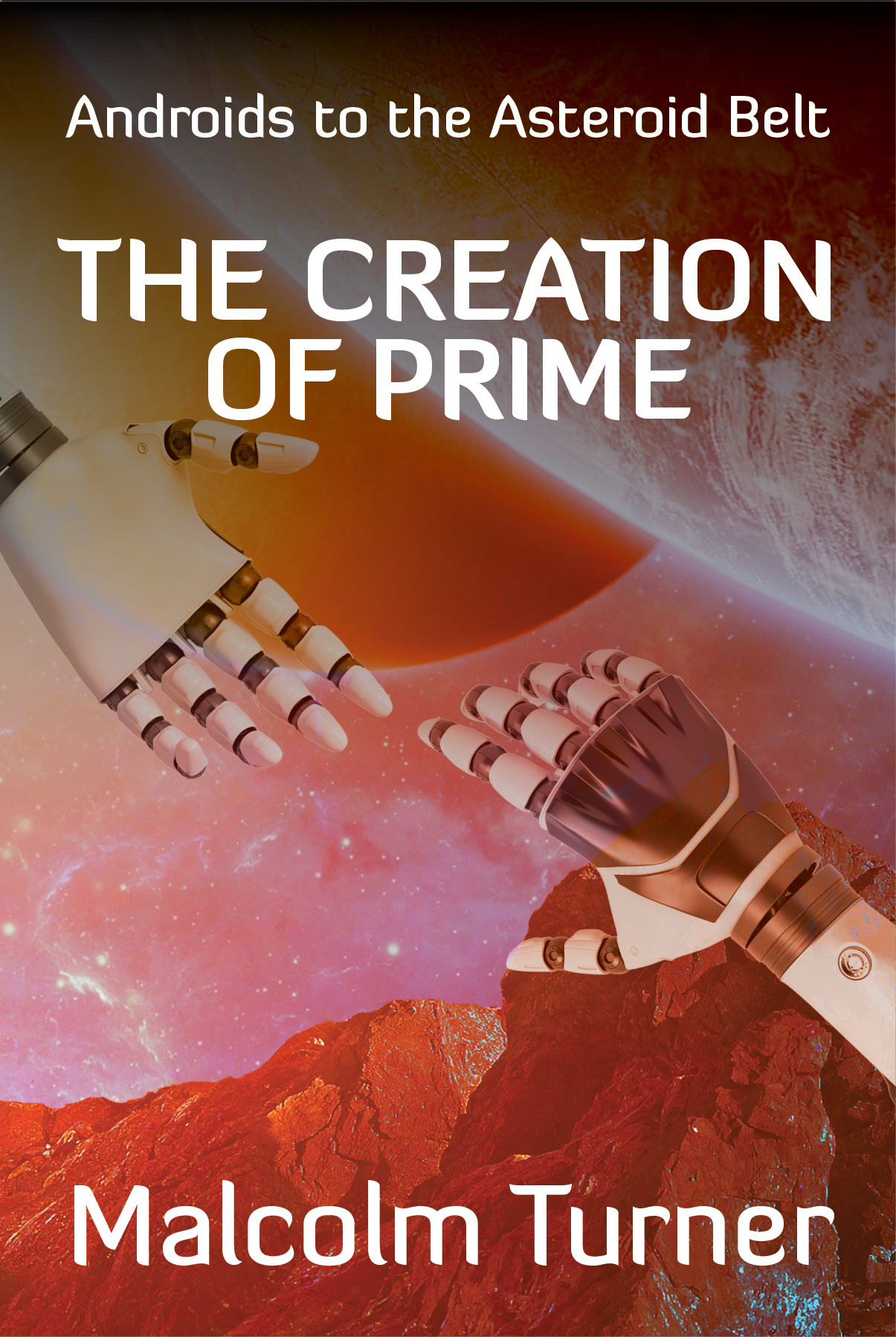The Creation of Prime cover