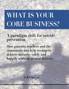What is Your Core Business cover