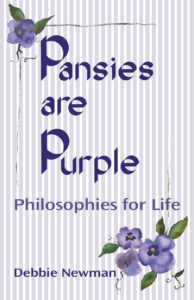 Pansies are Purple -- cover